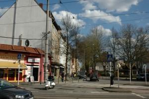 Witteringstraße Ecke Von-Seeckt-Straße