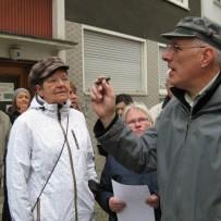 """Stadtteilrundgang: Neues auch für """"Alt-Eingesessene"""""""