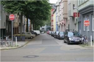 Schornstraße_Richtung Isenbergplatz
