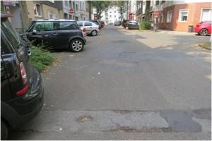 Vöcklinghauser Straße: Durchfahrt verboten