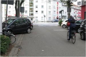 tVöcklinghauser Straße_freie Fahrt für Radler