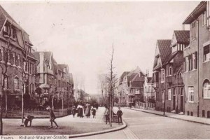 Richard-Wagner-Straße 1918